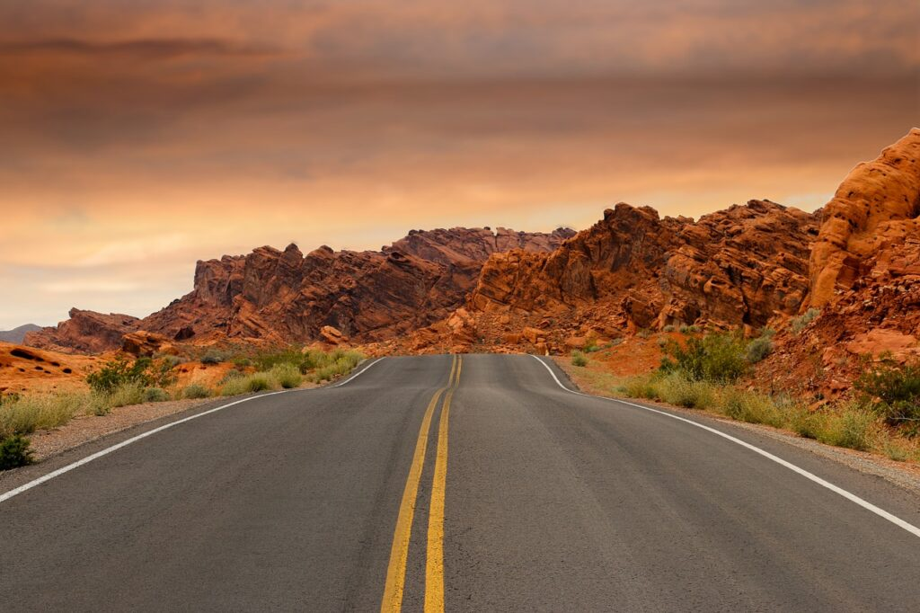 Usa, Road